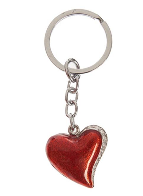 Biggdesign Kalp Anahtarlık Renkli